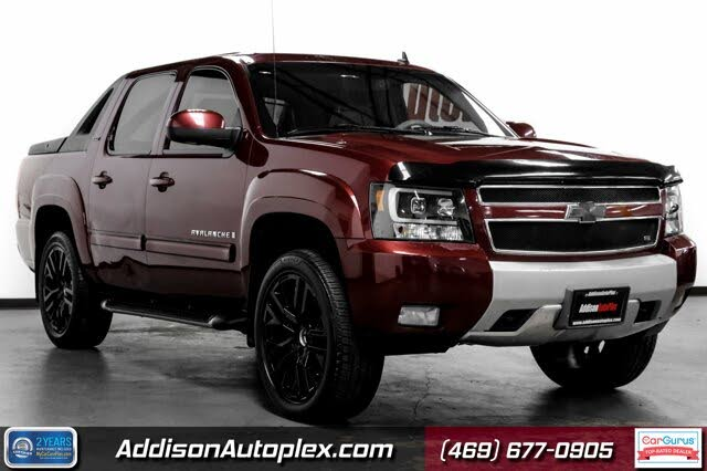 2009 Chevrolet Avalanche 2LT RWD