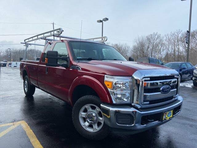 2014 Ford F-350 Super Duty XLT SuperCab