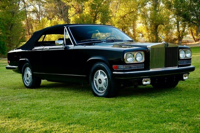 1978 Rolls-Royce Camargue