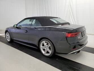 2018 Audi S5 3.0T quattro Premium Plus Cabriolet AWD