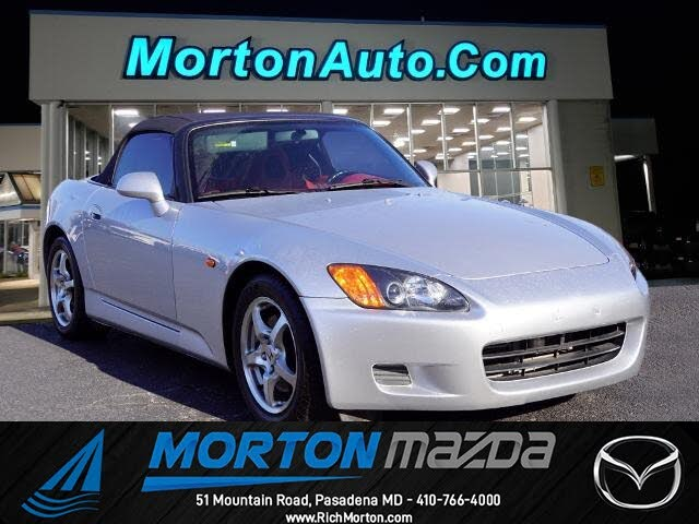 Used Honda S2000 For Sale In Columbia Md Cargurus