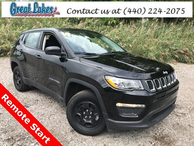 2019 Jeep Compass Sport 4WD