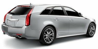 2011 Cadillac CTS Sport Wagon 3.6L Premium AWD