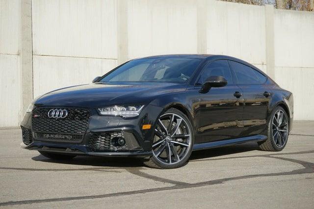 2016 Audi RS 7 4.0T quattro Performance Prestige AWD