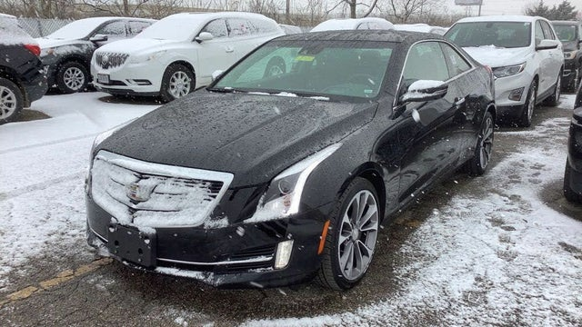 2018 Cadillac ATS Coupe 3.6L Premium Luxury AWD