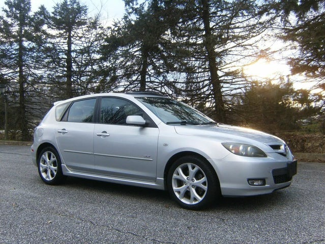 2008 Mazda MAZDA3 s Grand Touring Hatchback