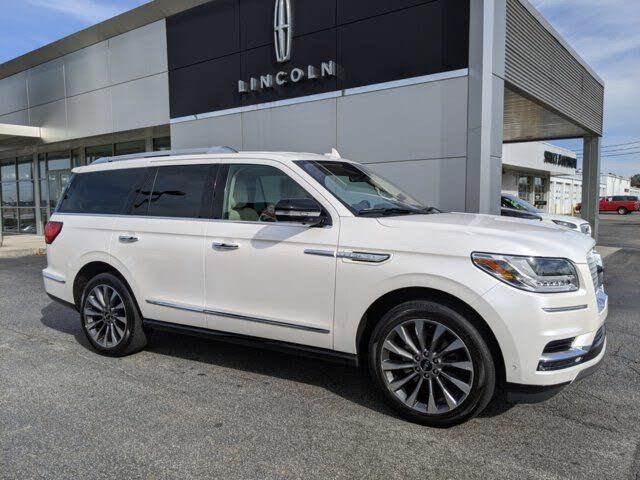 2018 Lincoln Navigator Select RWD