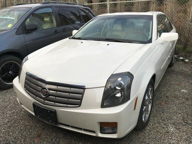 2003 Cadillac CTS RWD