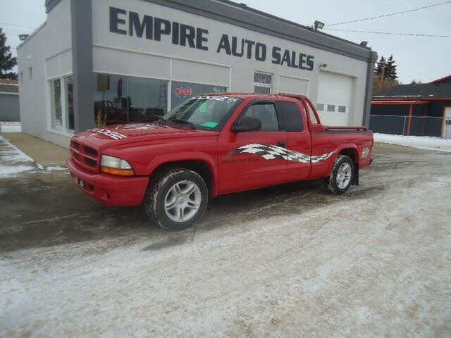 2001 Dodge Dakota Sport Club Cab RWD