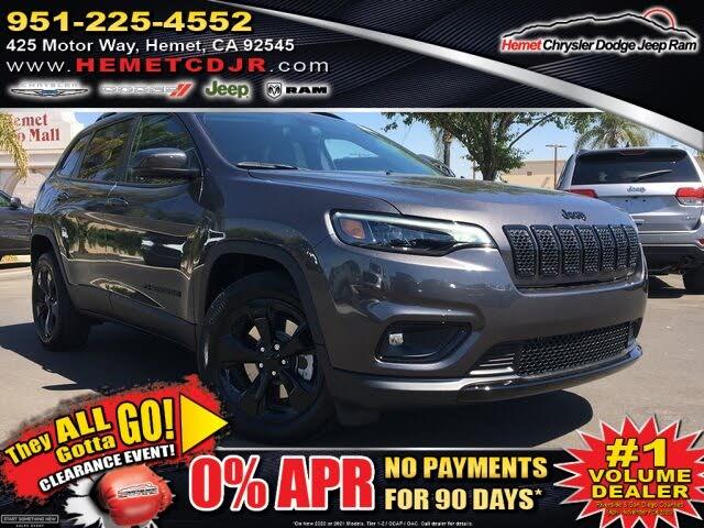2020 Jeep Cherokee Altitude FWD