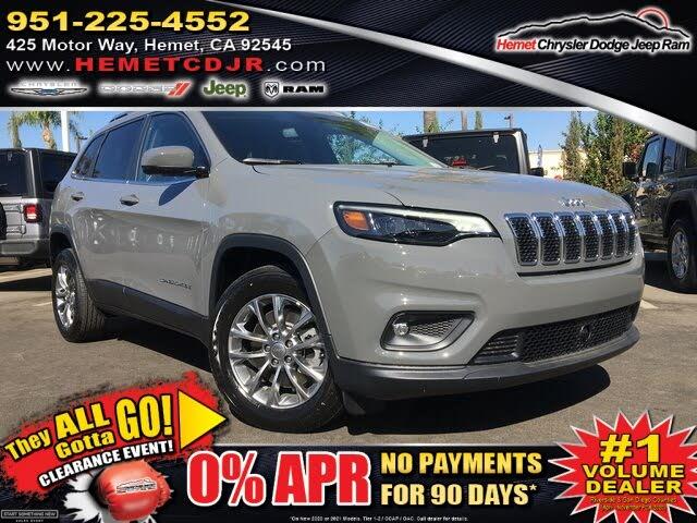 2021 Jeep Cherokee Latitude Plus FWD
