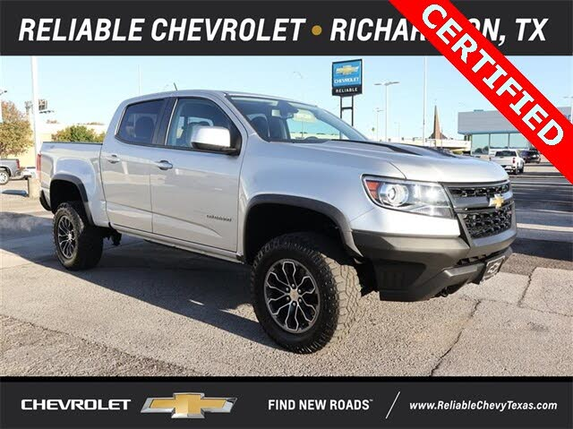 2017 Chevrolet Colorado ZR2 Crew Cab 4WD