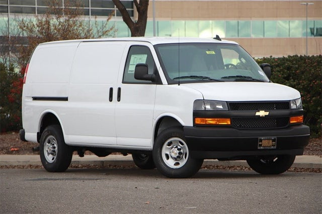 2021 chevrolet express cargo for sale in oakland, ca