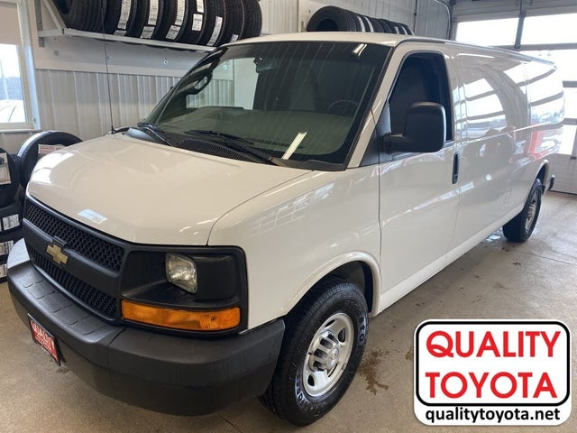 2016 Chevrolet Express Cargo 3500 Extended RWD