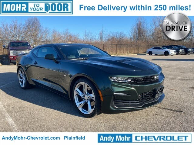 2020 Chevrolet Camaro 2SS Coupe RWD