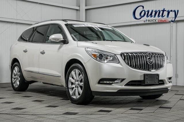 2015 Buick Enclave Premium AWD