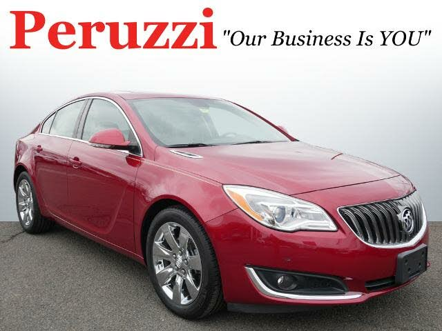 2015 Buick Regal Sedan FWD