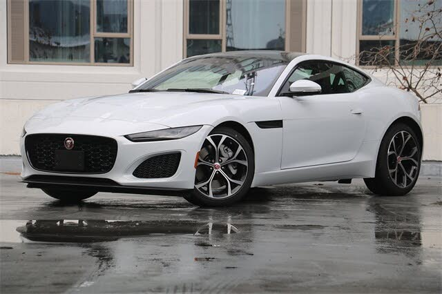 2021 Jaguar F-TYPE P300 Coupe RWD