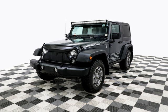 2018 Jeep Wrangler JK Rubicon 4WD