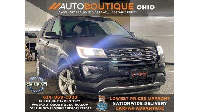 2016 Ford Explorer XLT 4WD