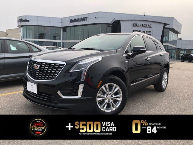 2020 Cadillac XT5 Luxury AWD