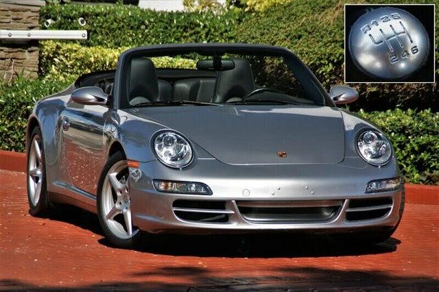 2006 Porsche 911 Carrera 4 Convertible AWD