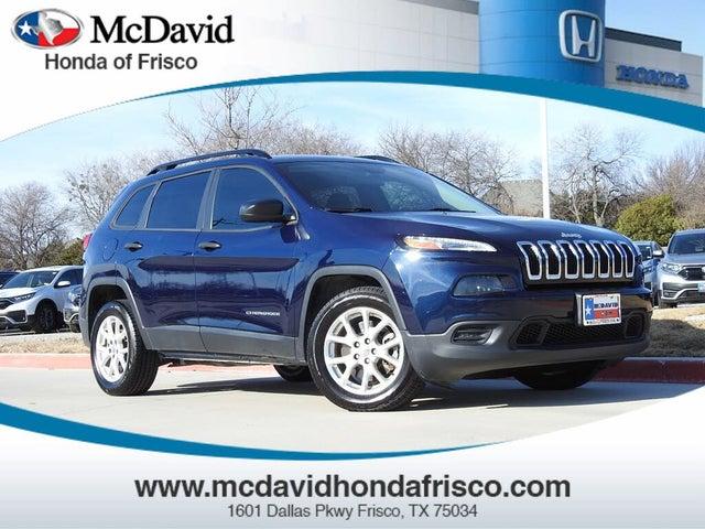 2016 Jeep Cherokee Sport FWD
