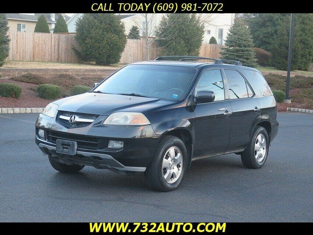 2004 Acura MDX AWD with Touring Package and Entertainment System