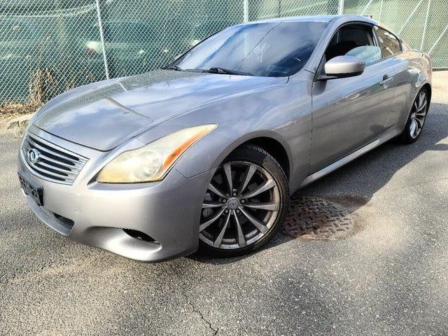 2008 INFINITI G37 Journey Coupe RWD
