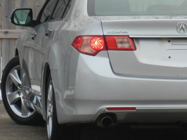 2012 Acura TSX Sedan FWD