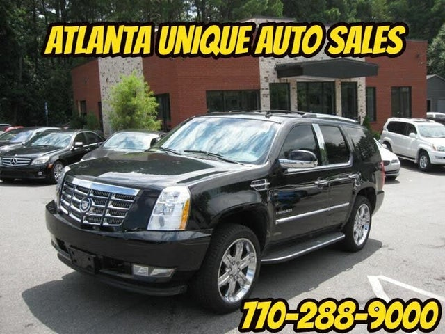 2012 Cadillac Escalade Luxury 4WD