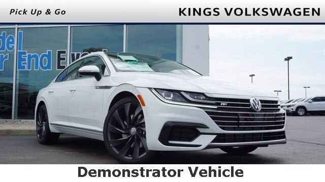 2020 Volkswagen Arteon 2.0T SEL 4Motion AWD with R-Line