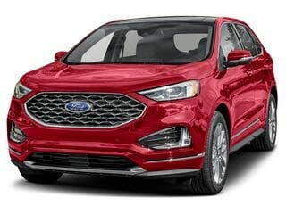 2021 Ford Edge SEL AWD