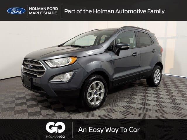 2019 Ford EcoSport SE AWD