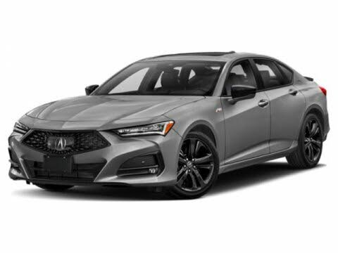 2021 Acura TLX FWD with A-Spec Package
