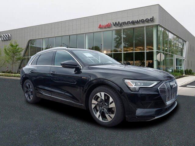 2021 Audi e-tron Premium quattro SUV AWD