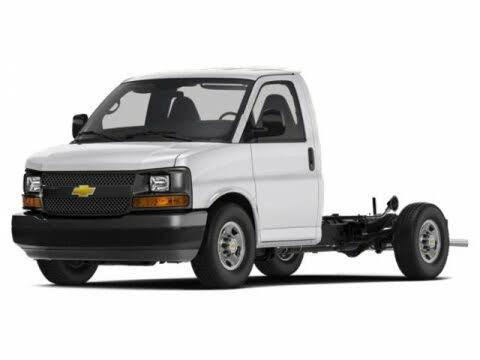 2021 Chevrolet Express