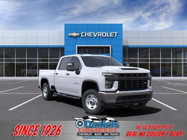 2021 Chevrolet Silverado 2500HD Work Truck Crew Cab RWD