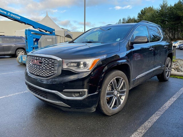 2018 GMC Acadia Denali AWD