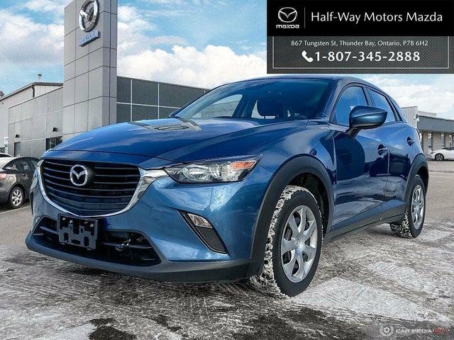 2018 Mazda CX-3 GX FWD