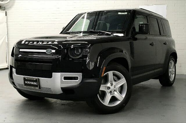 Used 2021 Land Rover Defender 110 SE AWD for Sale Right ...