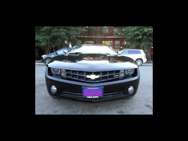 2011 Chevrolet Camaro 2LT Coupe RWD