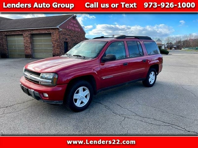 2003 Chevrolet Trailblazer EXT LS RWD
