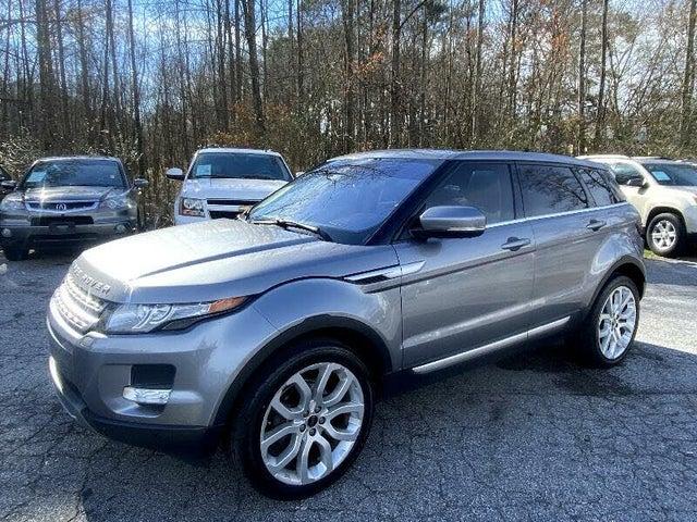 2012 Land Rover Range Rover Evoque Prestige Crossover AWD