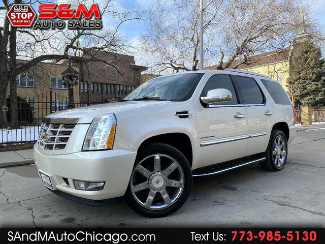 2013 Cadillac Escalade Luxury 4WD
