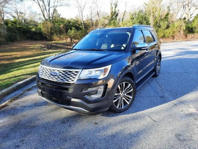 2017 Ford Explorer Platinum AWD