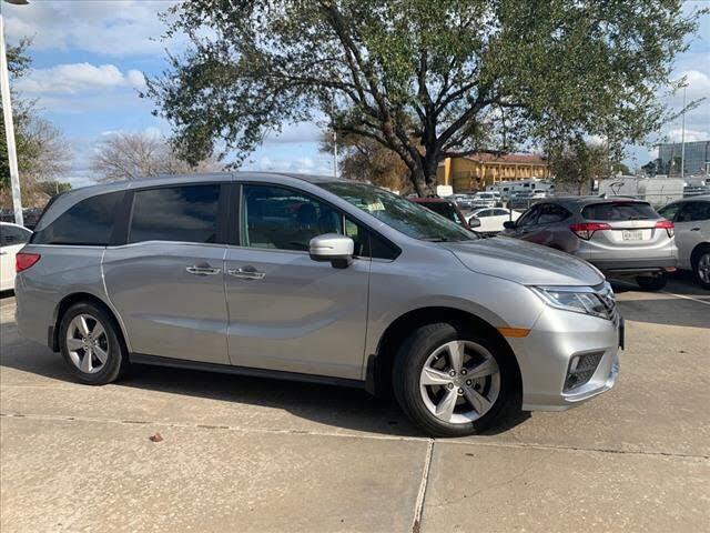 2018 Honda Odyssey EX FWD