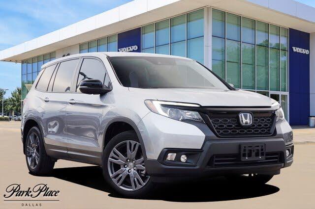 2019 Honda Passport EX-L FWD