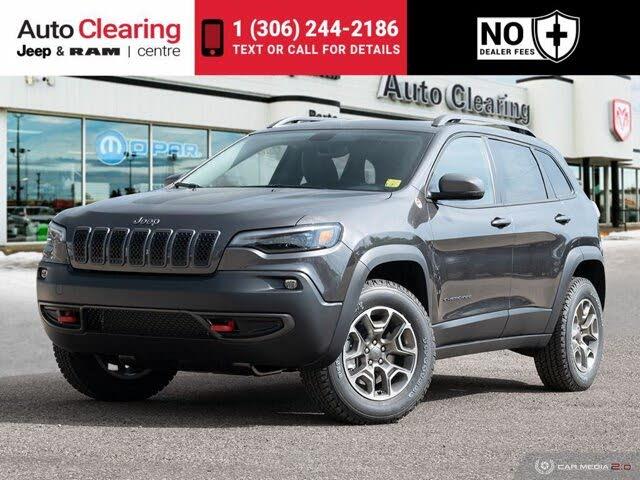 2020 Jeep Cherokee Trailhawk Elite 4WD