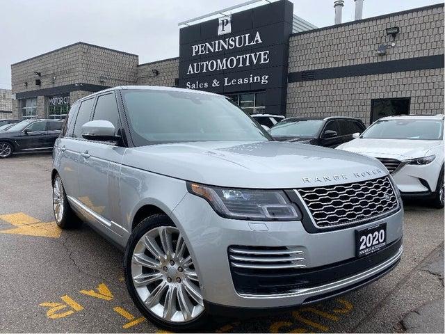 2020 Land Rover Range Rover HSE V8 4WD